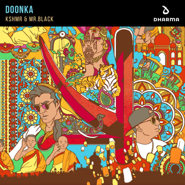 Doonka (feat. MR.BLACK) cover art