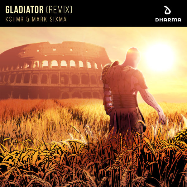 Gladiator feat. Mark Sixma (Remix) cover art
