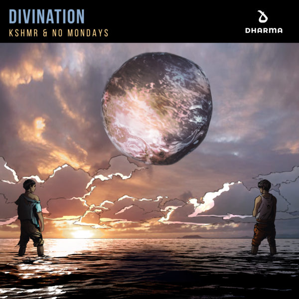 Divination cover art