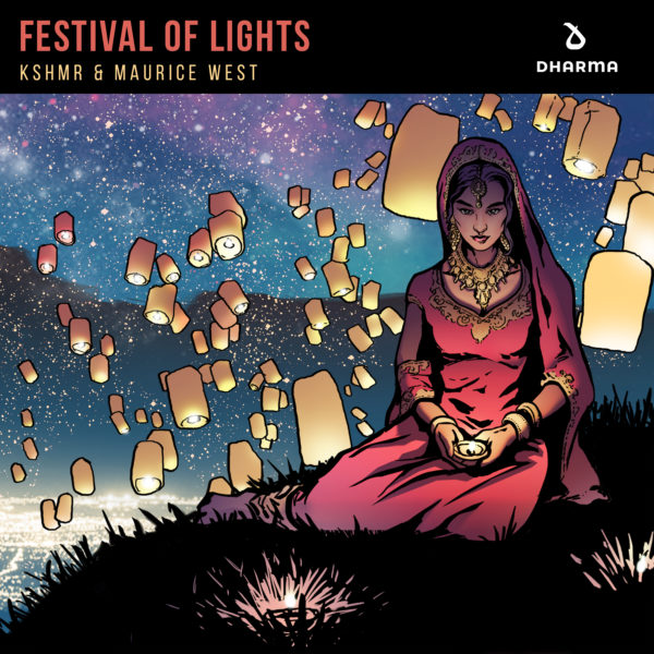 Festival of Lights cover art