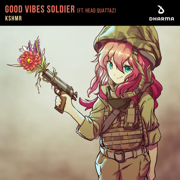 Good Vibes Soldier (feat. Head Quattaz) cover art