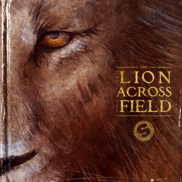 The Lion Across The Field EP cover art