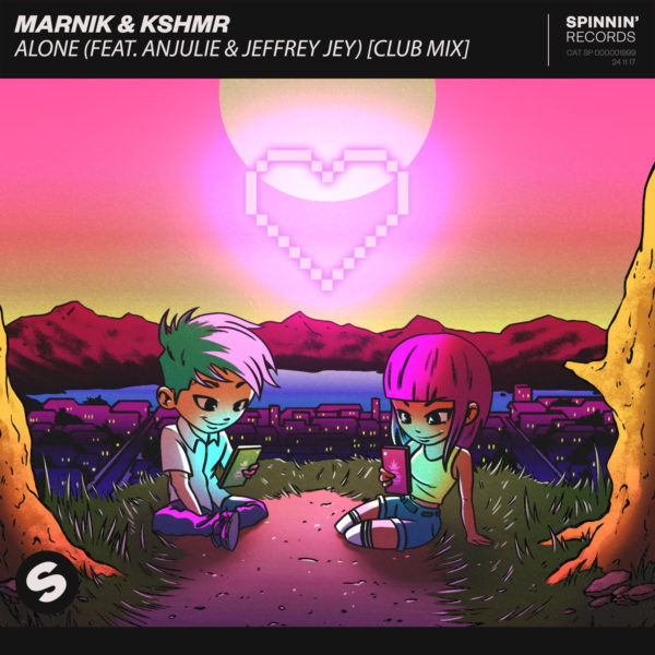 Marnik & KSHMR - Alone (feat. Anjulie & Jeffrey Jey) [Club Mix] cover art