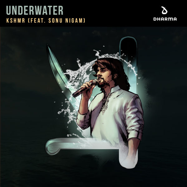 Underwater (feat. Sonu Nigam) cover art