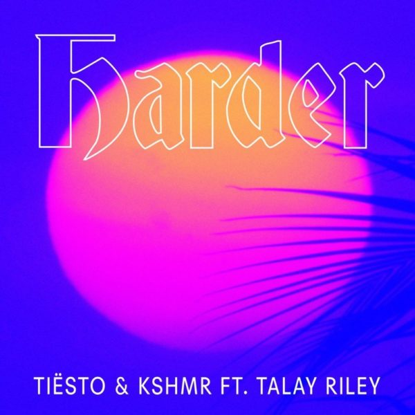 Harder (feat. Talay Riley) cover art